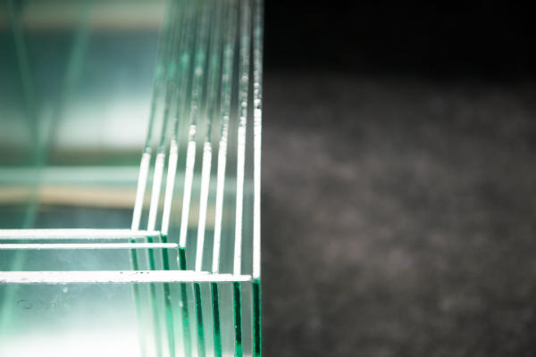 Обработка кромки стекла для аквариума