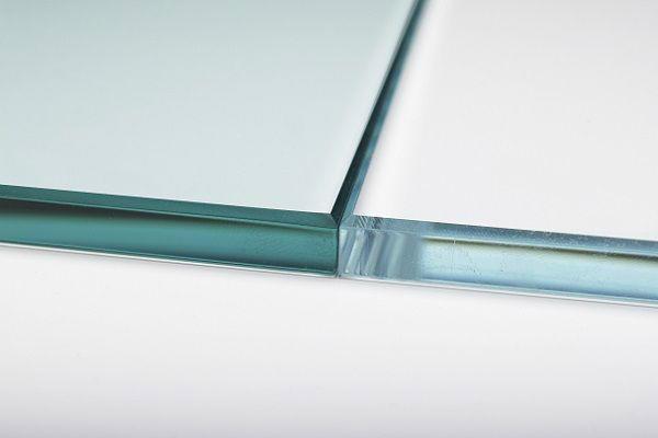 Полировка кромки стекла для аквариума